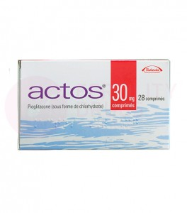 Actos 15 mg 30 mg 45 mg