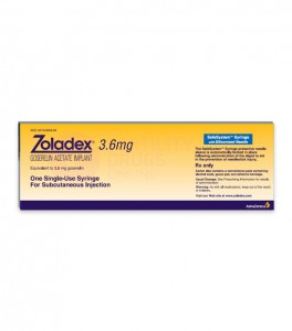 Zoladex Injection 3.6 mg