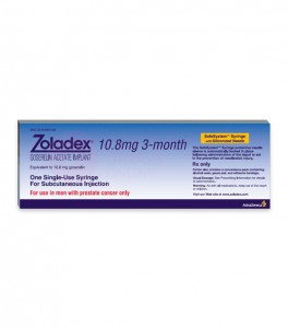 Zoladex Injection 3.6 mg 10.8 mg