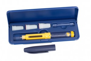 Syringe Pen in box